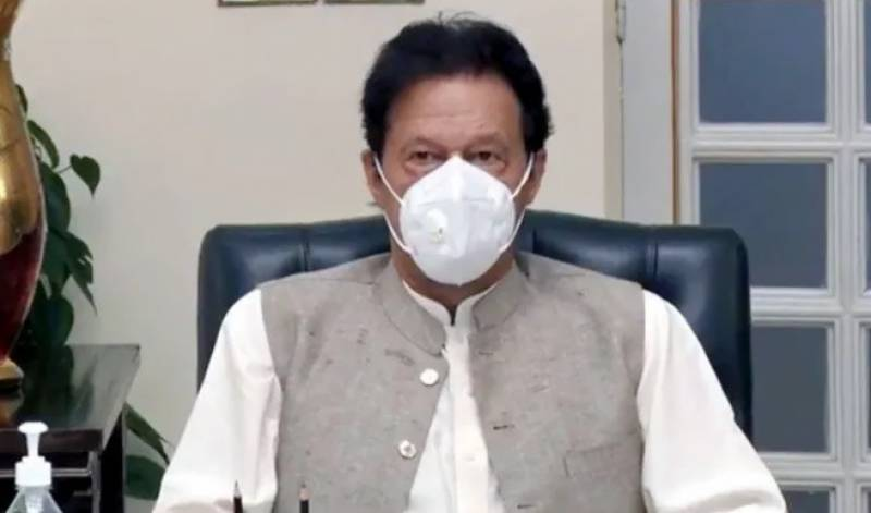 PM Imran says PDM playing 'reckless' politics with people's safety