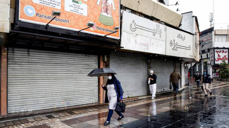 Virus-hit Iran shuts non-essential business in much of the country