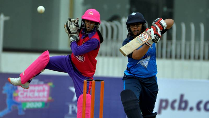 Ayesha Zafar guides Dynamites to seven-wicket win over Blasters