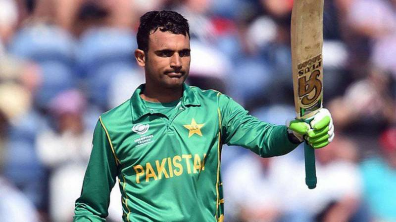 Fakhar Zaman ruled out of New Zealand tour due to fever