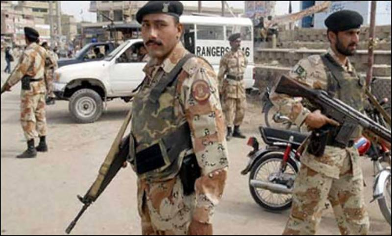 Three terrorists of banned TTP arrested in Karachi