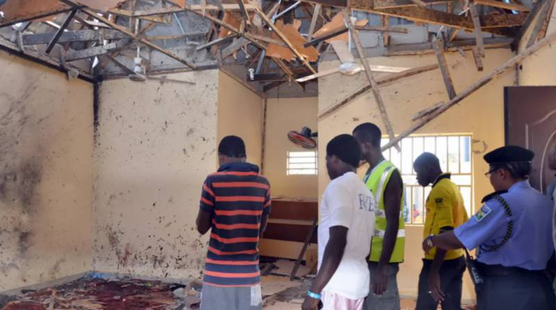 Gunmen kill five in mosque attack in Nigeria: police