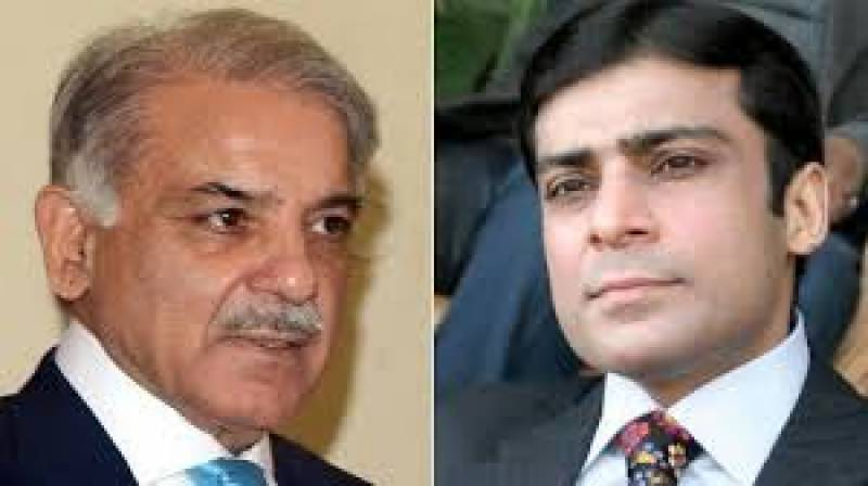 PML-N applies for two weeks parole for Shehbaz, Hamza