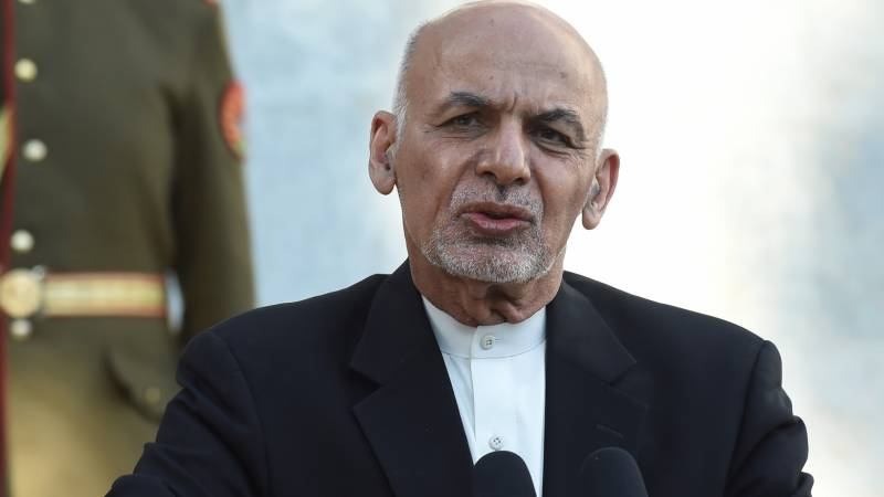 Afghan president calls for support but donors likely to cut aid