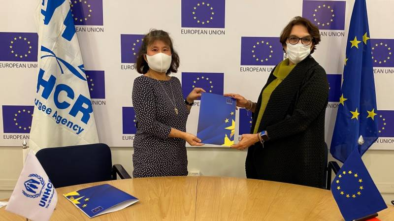 EU provides €10m support for refugees and Pakistanis impacted by COVID-19