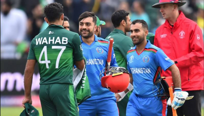 Pakistan invite Afghan neighbours on first official cricket tour