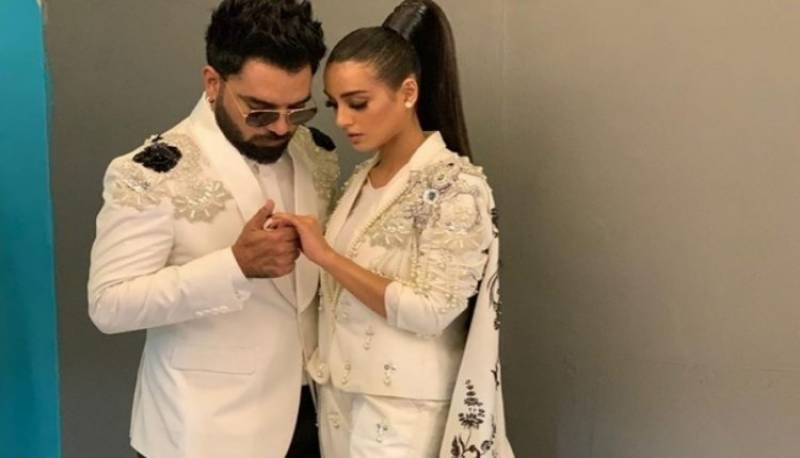 Yasir Hussain pens down heartfelt note for Iqra Aziz on her birthday