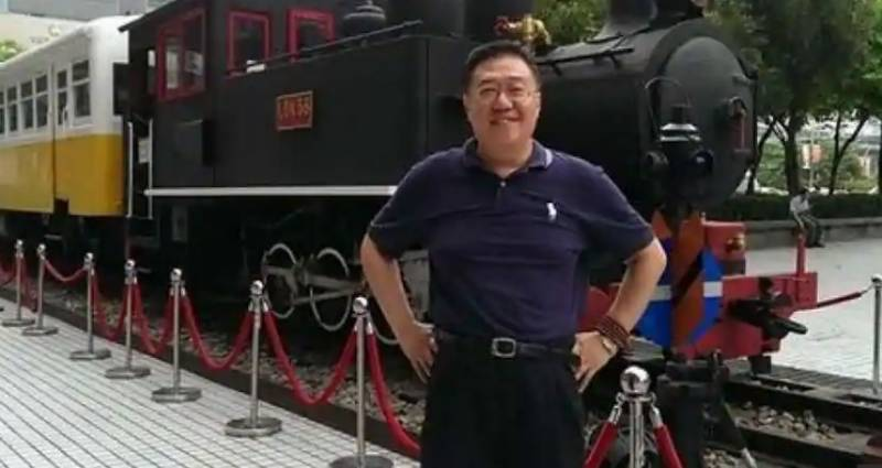 China sentences Taiwanese professor to four years in jail