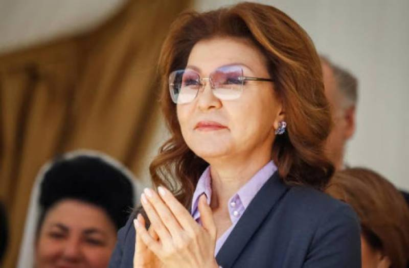 Kazakh ex-president's daughter returns to politics with parliament run