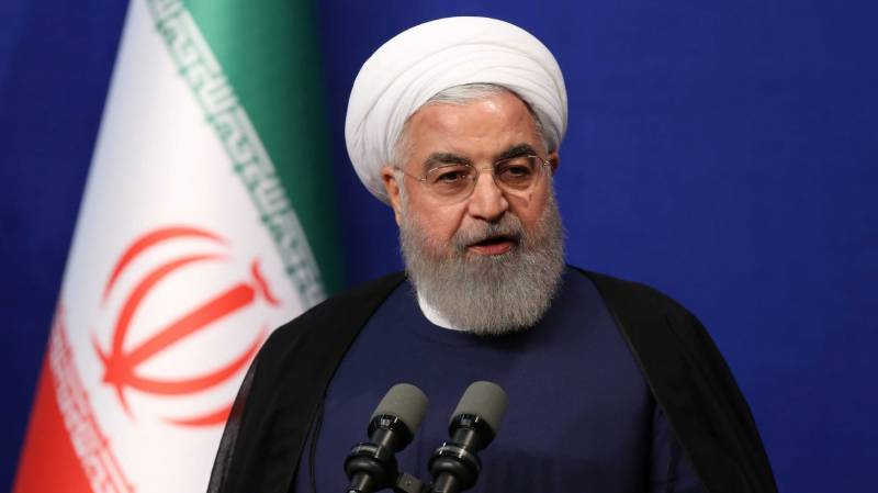 Rouhani calls for return to pre-Trump US-Iran situation