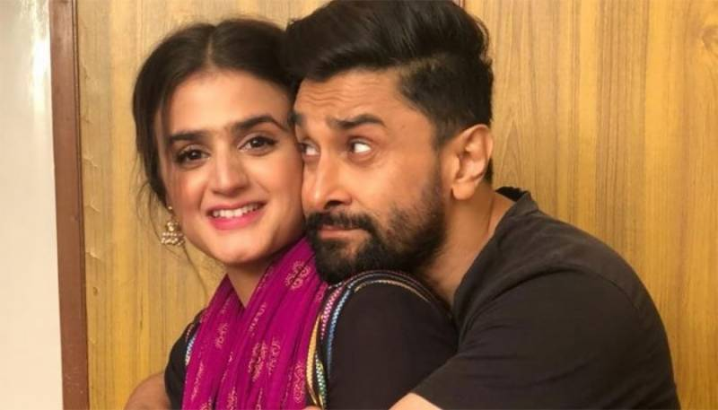 Husband showers love on Hira Mani, says she makes him proud