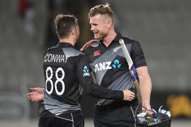 New Zealand beat West Indies in first T20 international