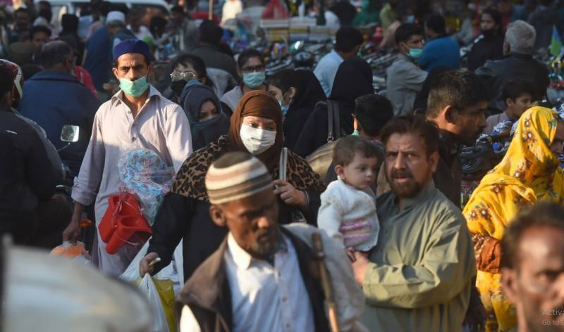 Death toll nears 8,000 as Pakistan has 46,861 active Covid-19 cases