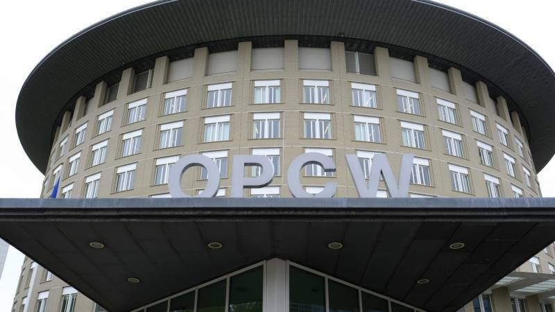 Syria, Russia under pressure at chemical weapons watchdog