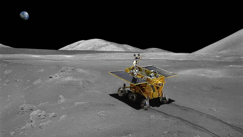 Chinese probe lands on Moon to collect lunar samples