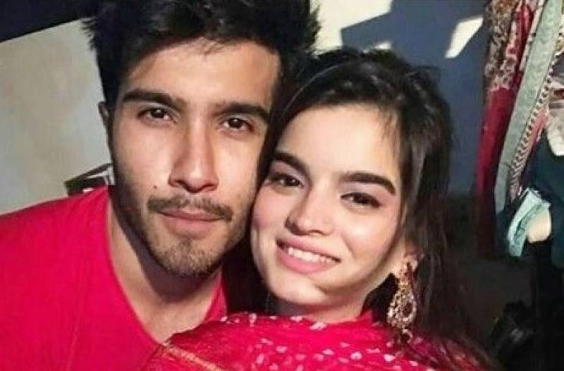 Feroze Khan, Alizey separated after two years of marriage?