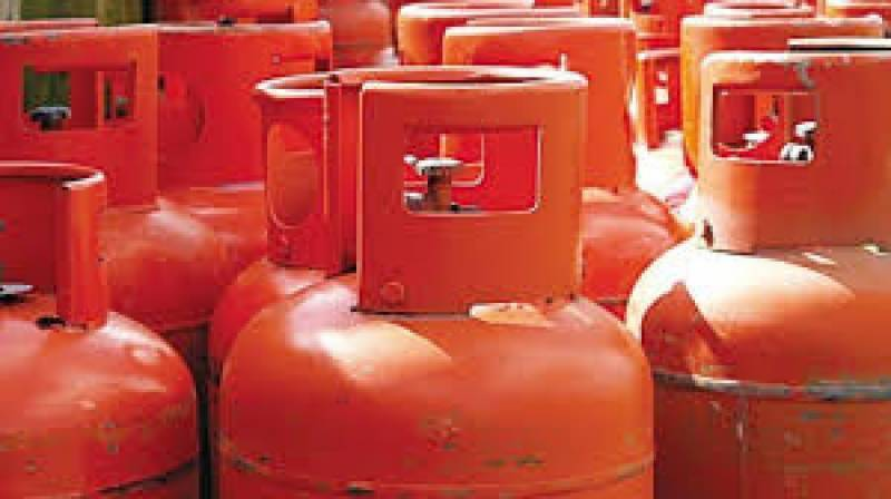 LPG cylinder price hiked by Rs22.88