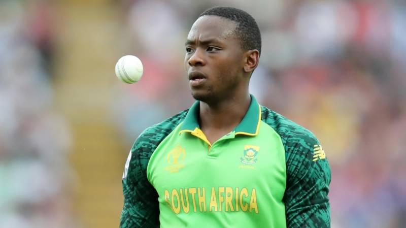 South Africa's Rabada out of ODI series against England