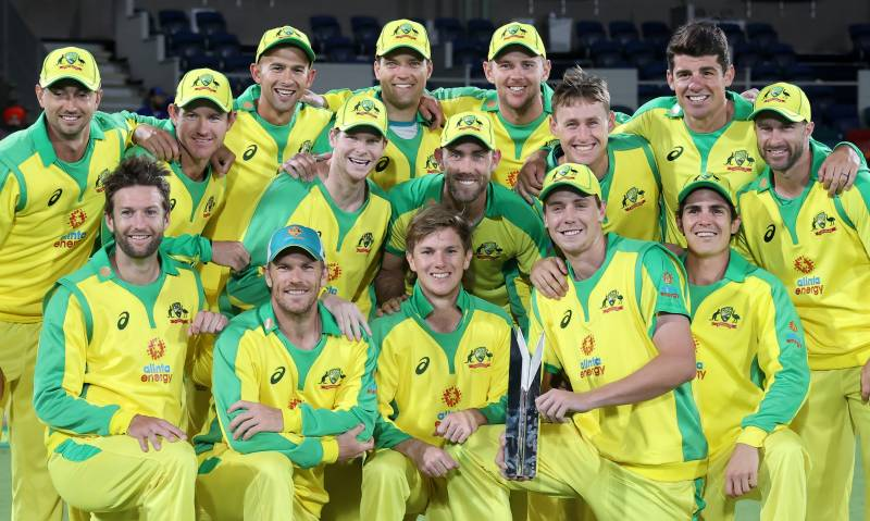 India win tense final ODI after seeing off Maxwell threat