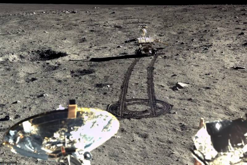 Chinese probe lands on Moon to gather lunar samples