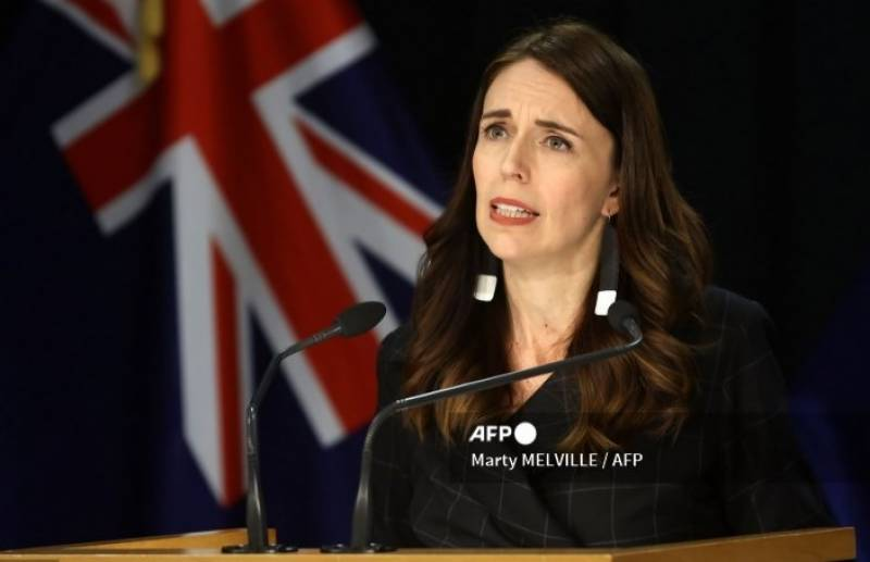 New Zealand's Ardern declares 'climate emergency'