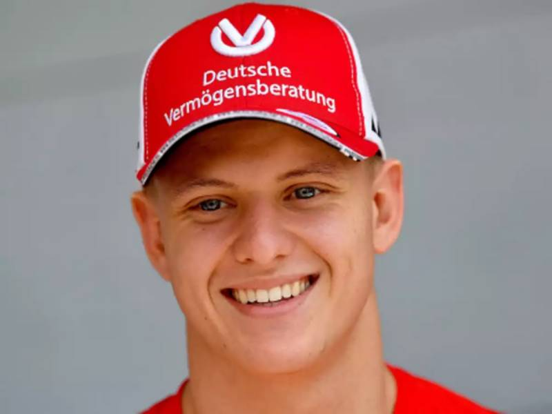 Schumacher's son 'exploding emotionally' at F1 breakthrough with Haas