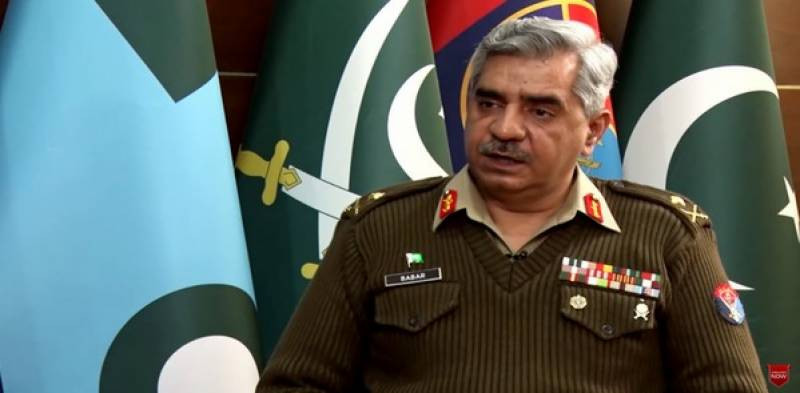 Chinese partners are completely satisfied with CPEC security: DG ISPR