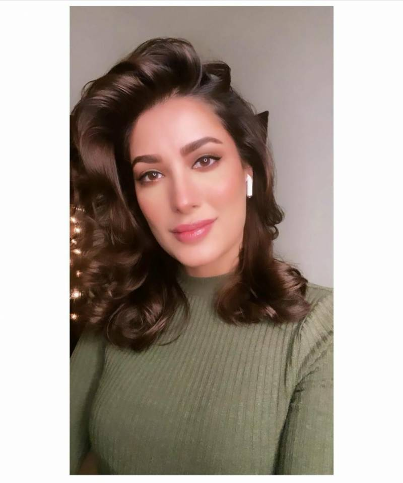 Mehwish Hayat looks flawless in her latest picture