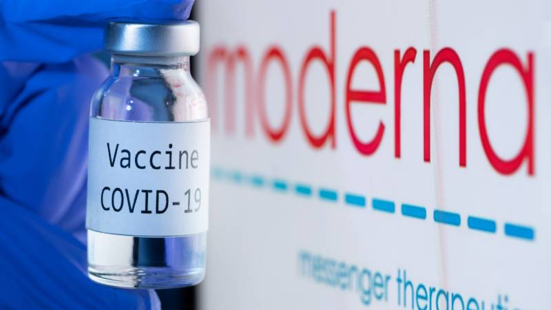 Moderna vaccine confers at least 3 months immunity: study