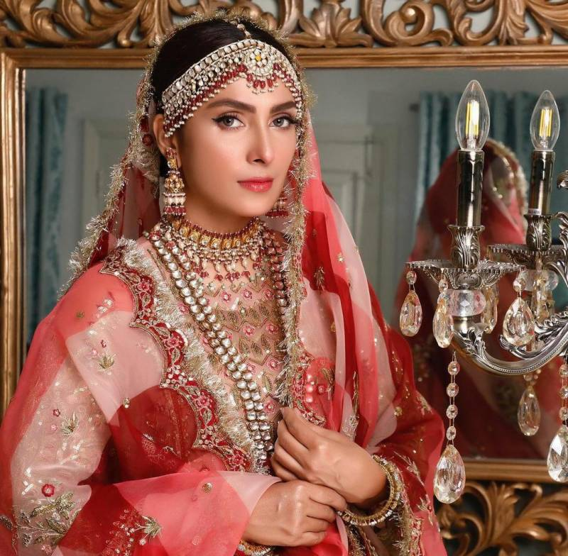 Ayeza Khan's bridal photos are nothing less than a dream