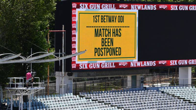 South Africa player's Covid case forces sudden postponement of England ODI match