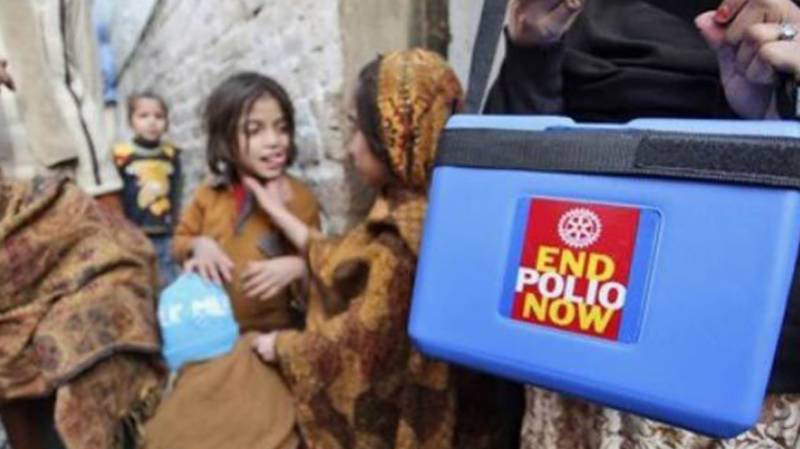 Polio team attacked in southern Punjab