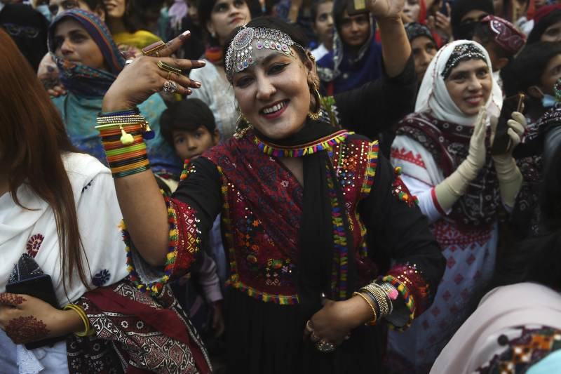 Sindh Culture Day celebrated