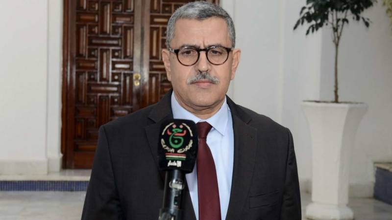 Algeria PM slams reported ransoms to 'terror groups'