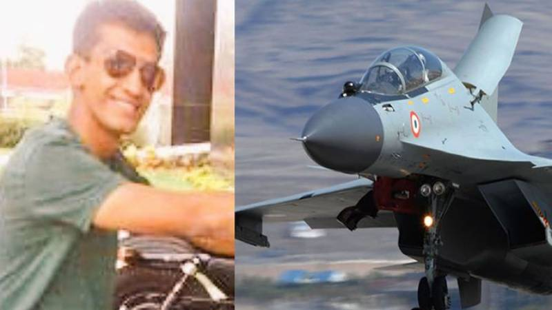 Body found in search for missing India fighter pilot