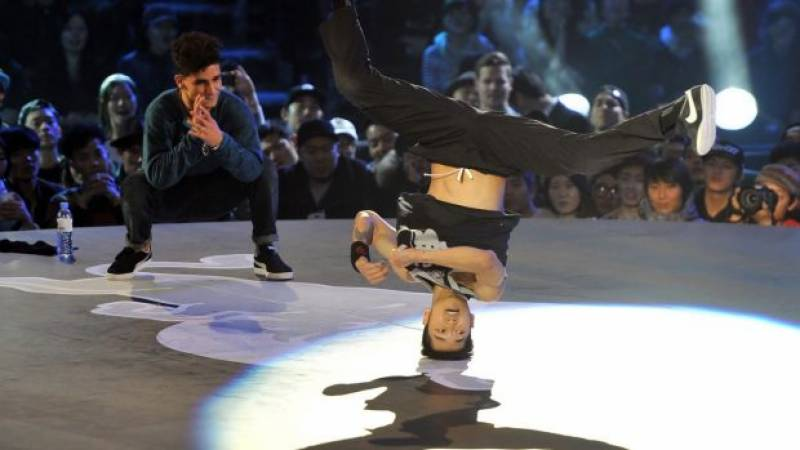 Breakdancing gets Olympic green light for Paris 2024