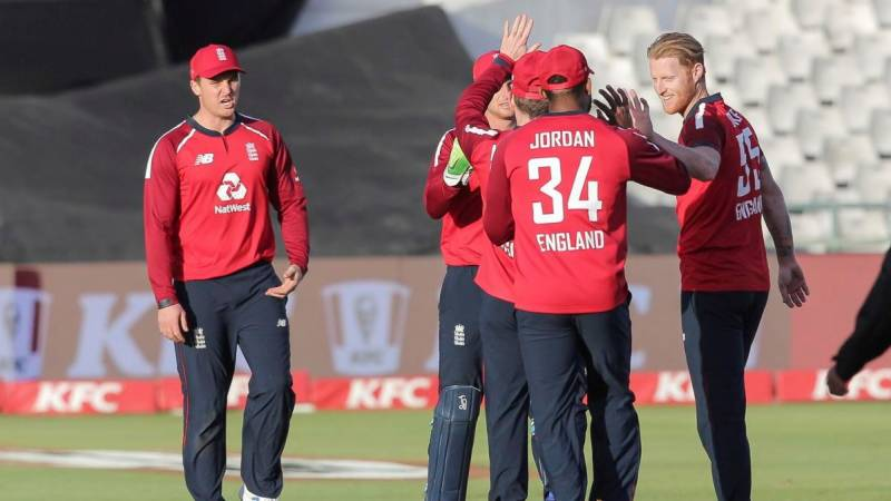 England's cricket tour of S Africa cancelled after Covid-19 outbreak: official