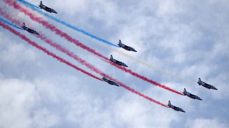 2021 edition of Paris Air Show cancelled due to Covid