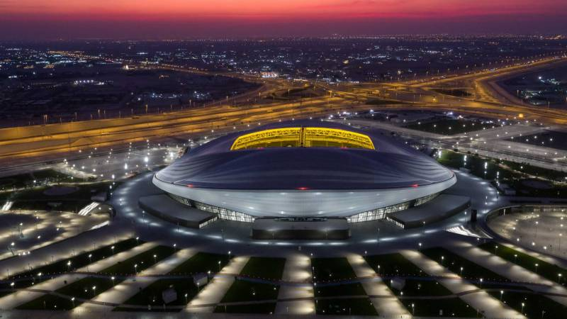Qatar World Cup venue to open with COVID-recovered fans
