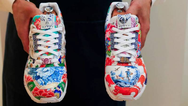 Sotheby's eyes $1 mn for rare sneakers