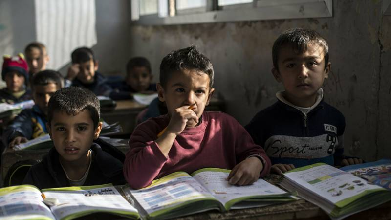 UNICEF seeks $2.5b for Mideast children as virus deepens poverty