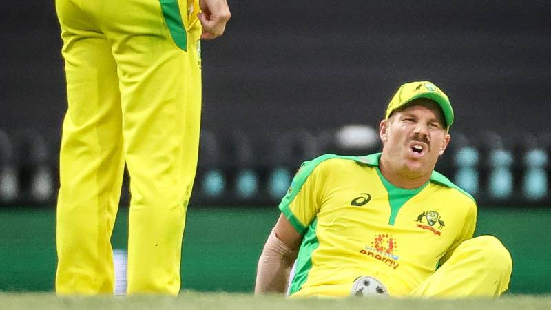 Warner stand-ins fail with bat against India in warm-up