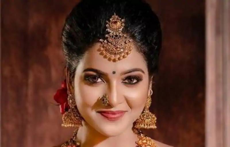 Another Indian actress VJ Chitra found dead