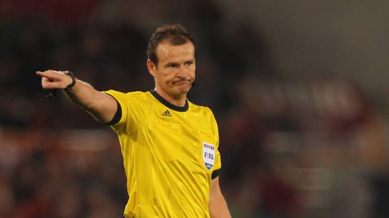 Champions League referee implicated in match-fixing case