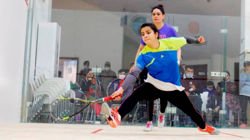 Controversial refereeing continues to mar Pakistan squash events