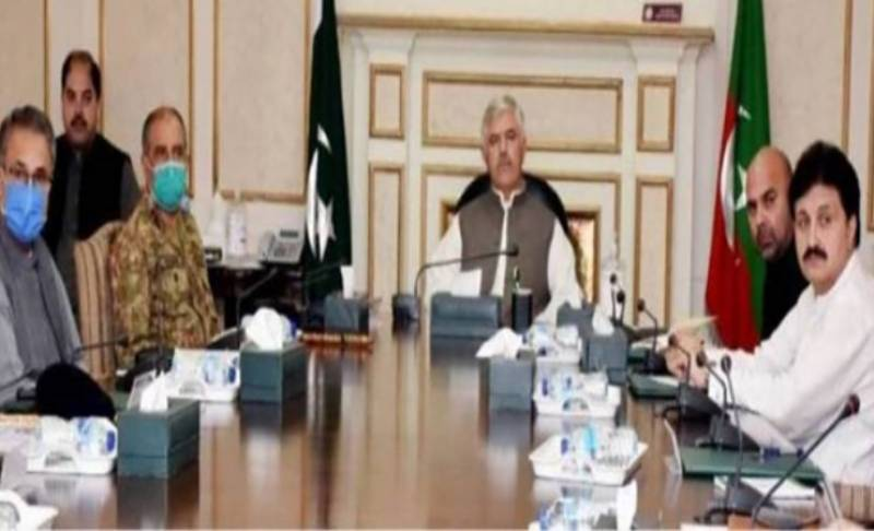 KP's Covid Task Force for enhancing capacity of hospitals