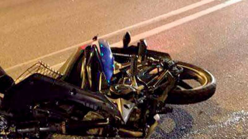 Two die in road accident in Sindh town