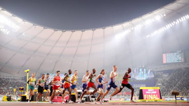 2021 World Indoor Athletics Championships postponed two years