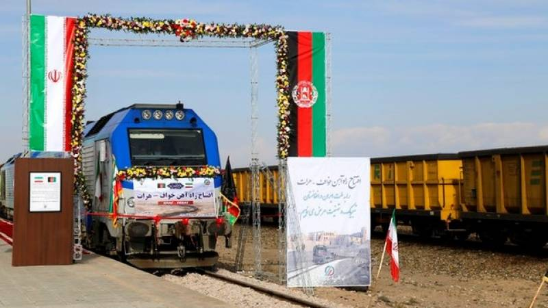 First rail network opens between Iran and Afghanistan