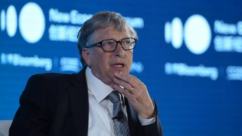 Gates Foundation donates $250-mln to fight Covid-19 pandemic